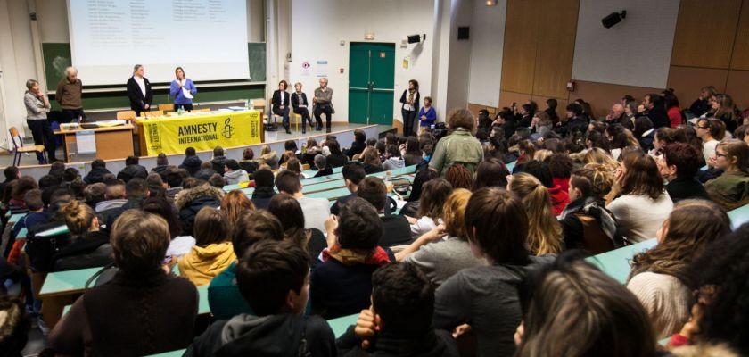 Bourse et Formation en France à l'université Grenoble