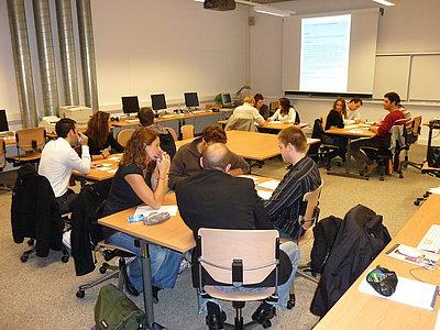 Bourse d'étude au Québec à l'université McGill